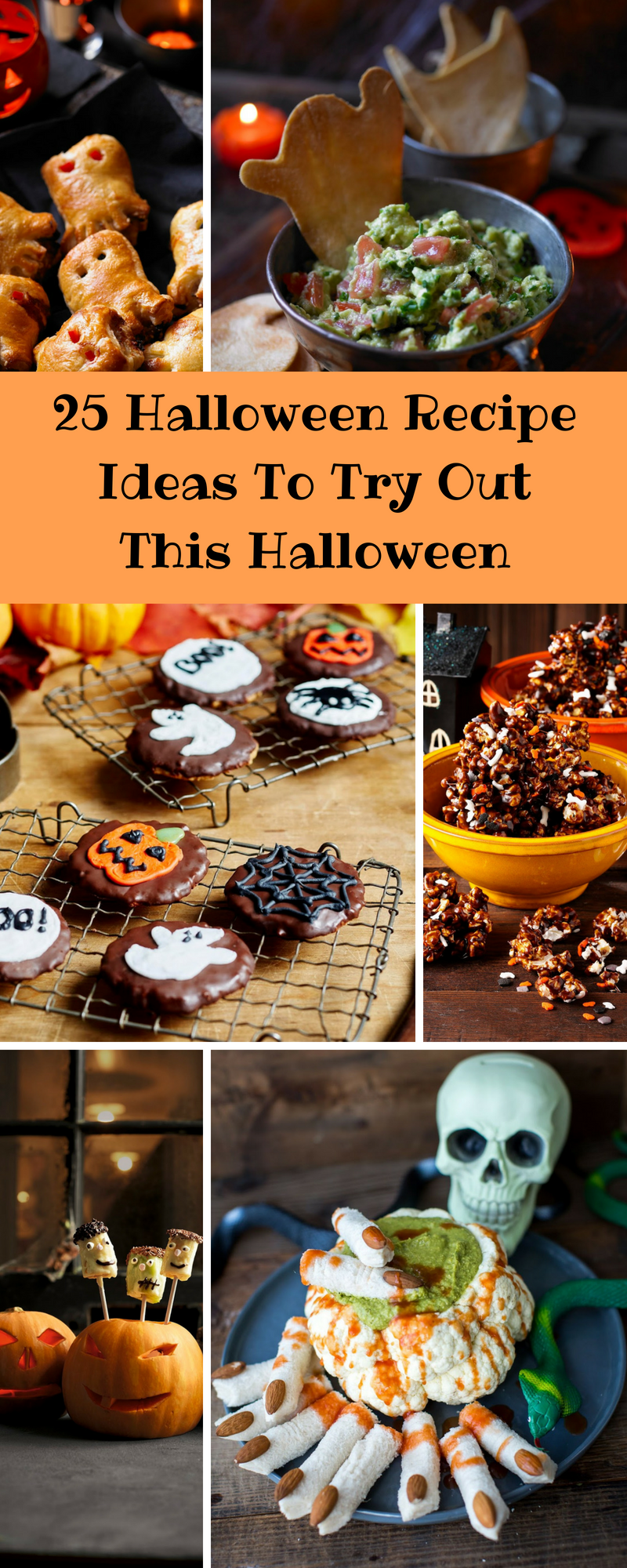 25 halloween recipe ideas to try out this halloween | halloween