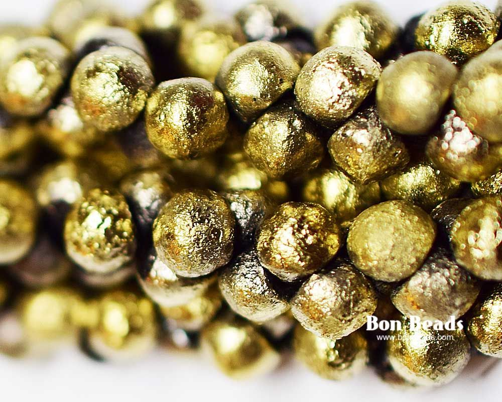 silver beads item diy plastic foil brading craft pony hair dummy gold jewelry metallic clips from loom in for bands