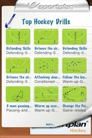 Hasil Gambar Untuk Field Hockey Exercises Ejercicios