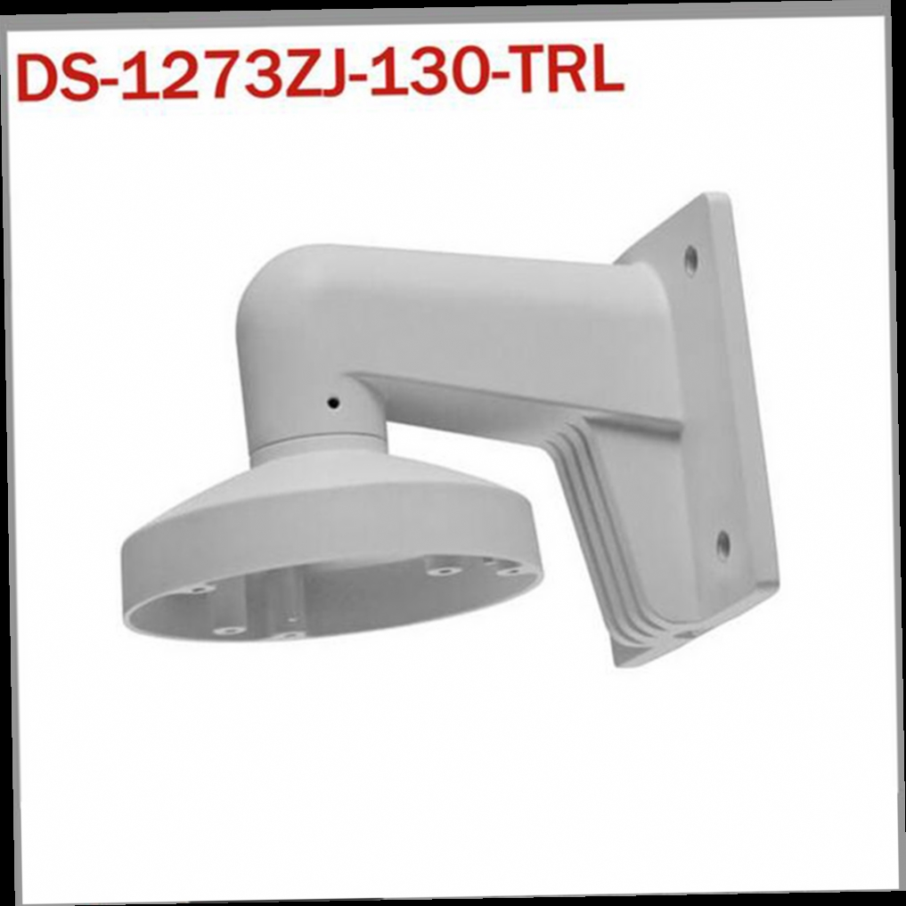 48.88$  Buy now - http://alihq6.worldwells.pw/go.php?t=32728993540 - Bracket DS-1273ZJ-130-TRL Wall Mount Bracket for DS-2CD2312-I DS-2CD2332-I,DS-2CD2335-I DS-2CD3312-I DS-2CD3332-I ect. 48.88$