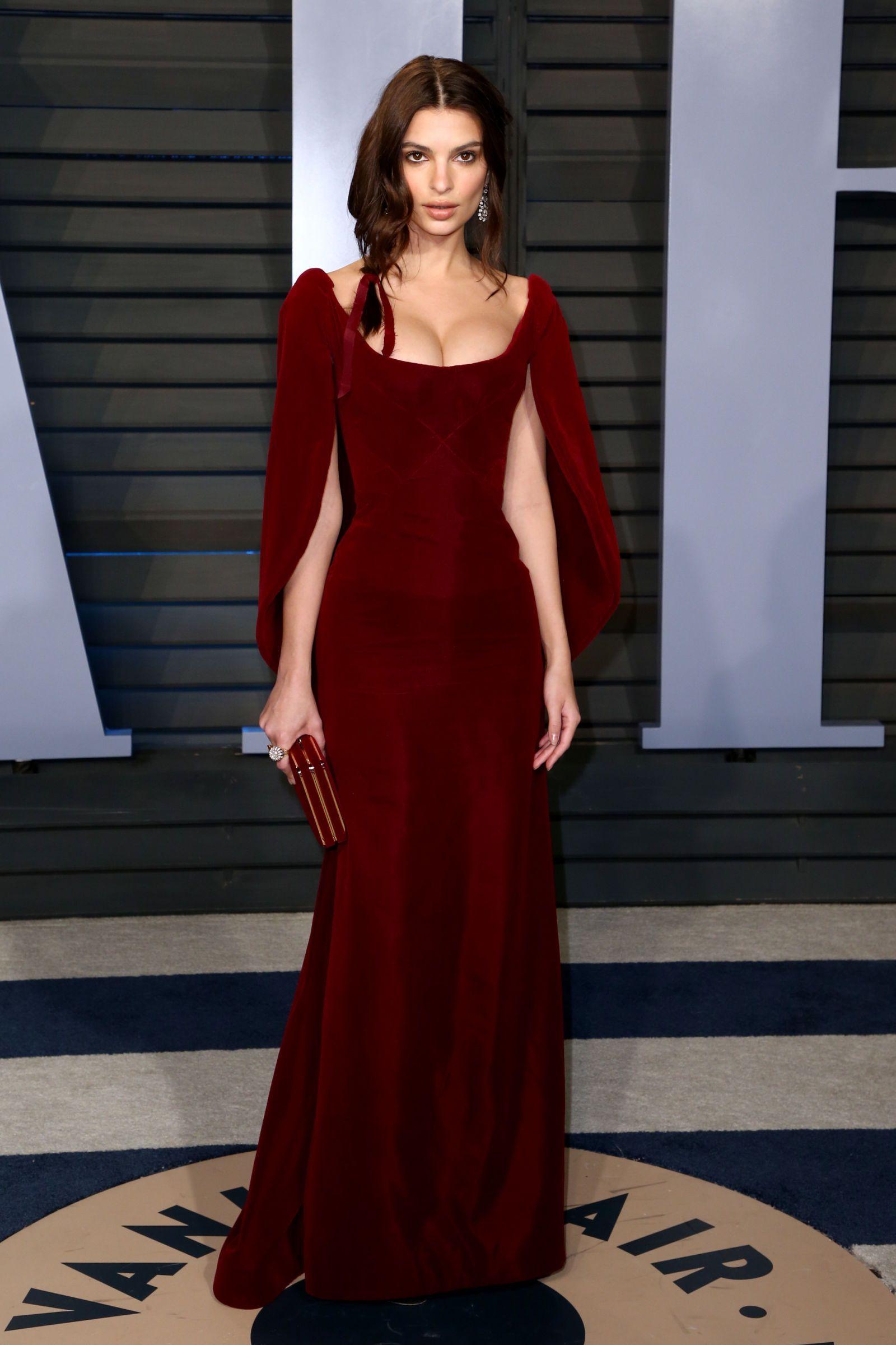 1ff71b03 Emily Ratajkowski Emily Ratajkowski, Vanity Fair, Oscars, Scarlet, Pose, Academy  Awards