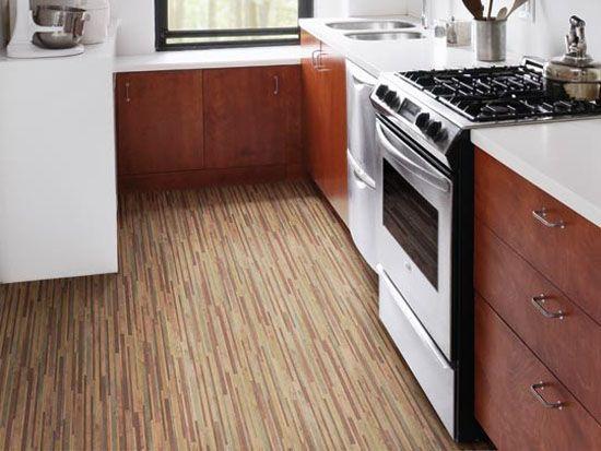 Amaretto Easy Living Vinyl From Tarkett S Fiber Floor Collection Tarkett Vinyl Flooring Kitchen Inspirations Flooring