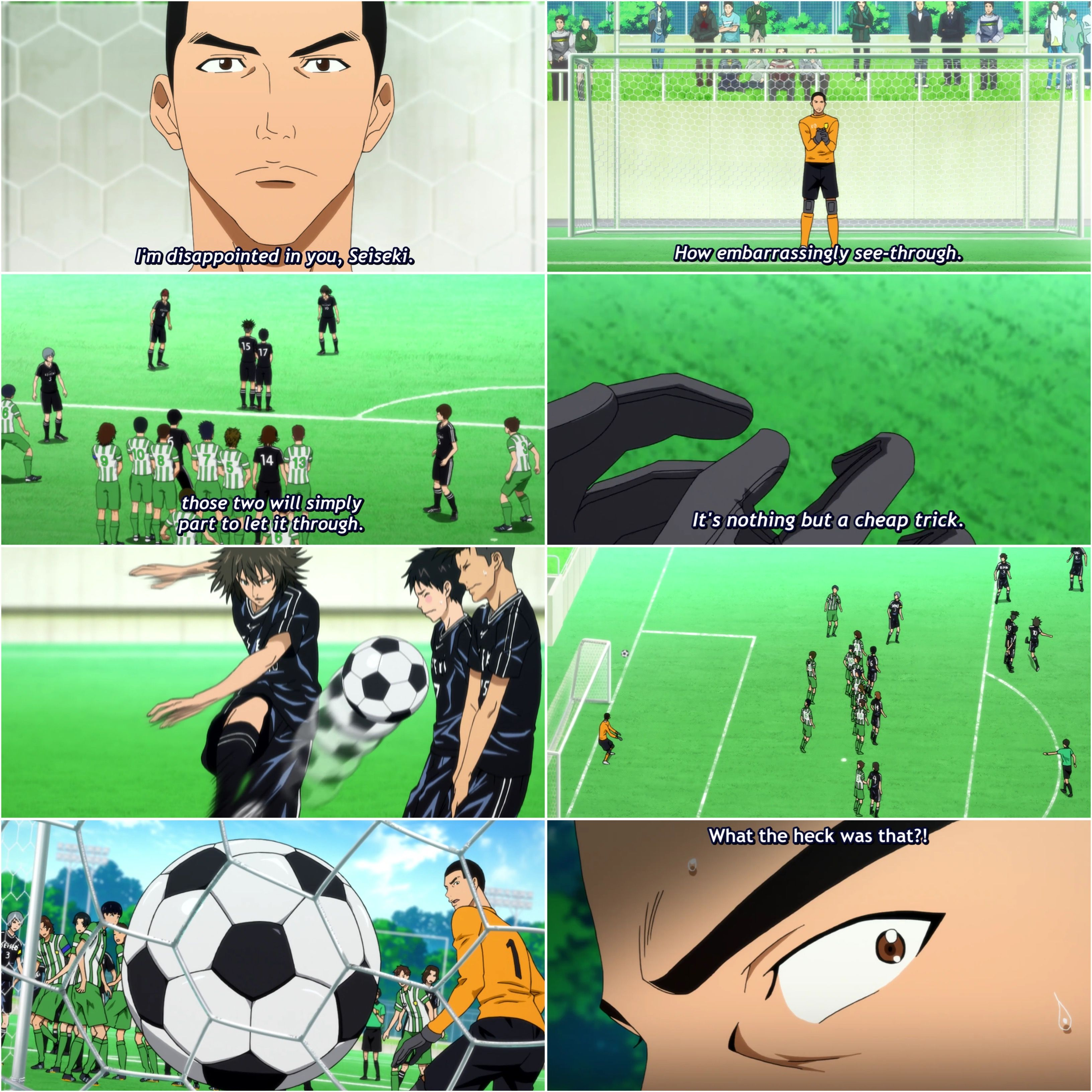 It S Nothing But A Cheap Trick Days Tv Soccer Anime Day Tv Shows Anime