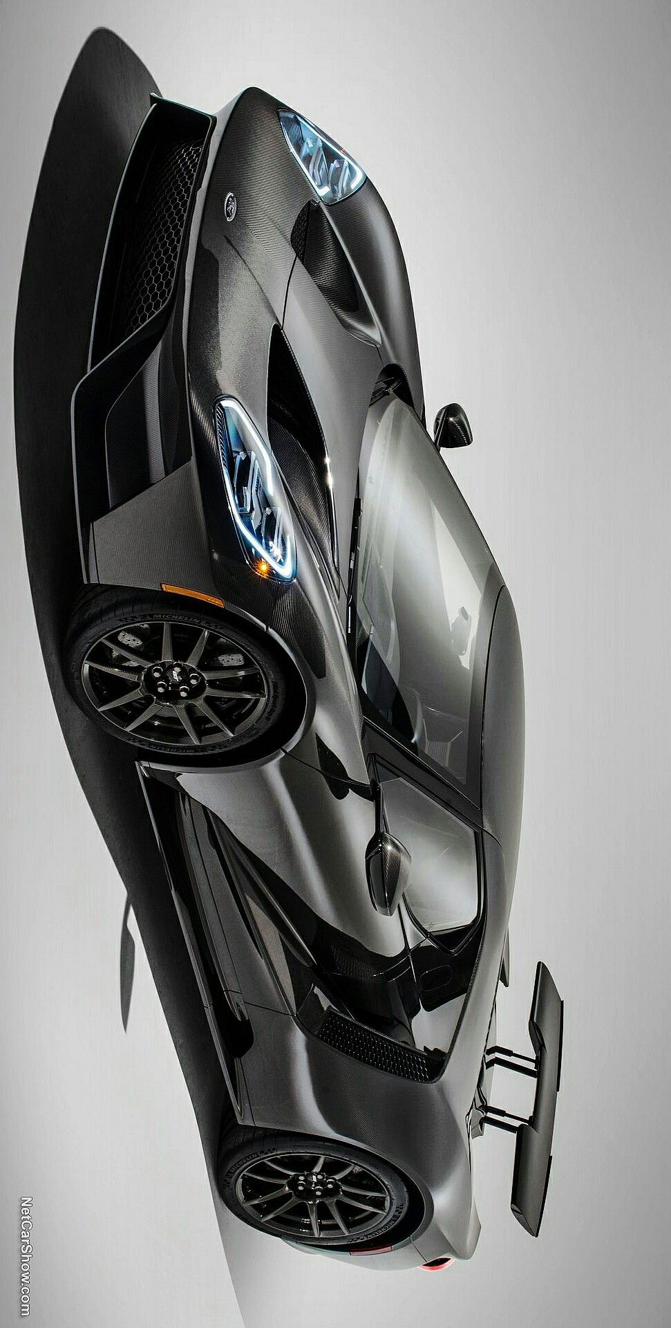 2020 Ford Gt Liquid Carbon Edition Image Provided By Netcarshow