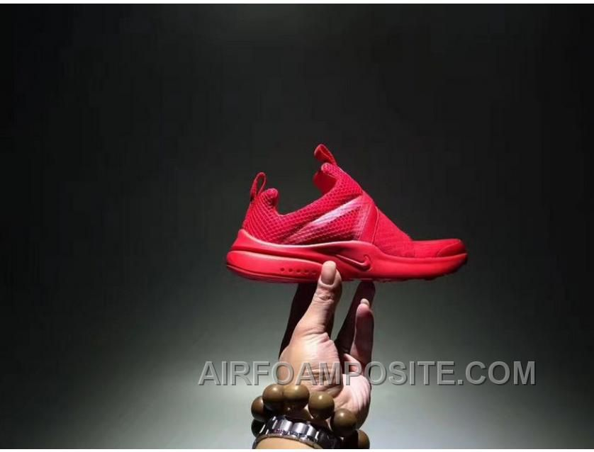 Nike PRESTO EXTREMETD All Red Discount Gm5JSk
