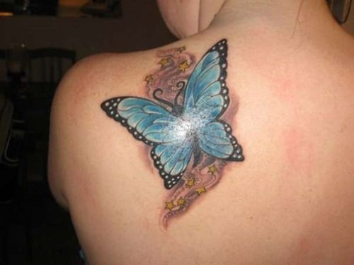 cool butterfly tattoos 46 hot butterfly tattoo designs tattoos mob butterfly tattoos. Black Bedroom Furniture Sets. Home Design Ideas