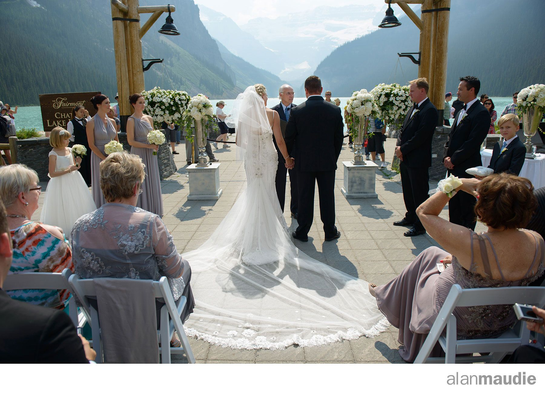 Cau Lake Louise Wedding Fairmont Victoria Terrace Rocky Mountain Weddings