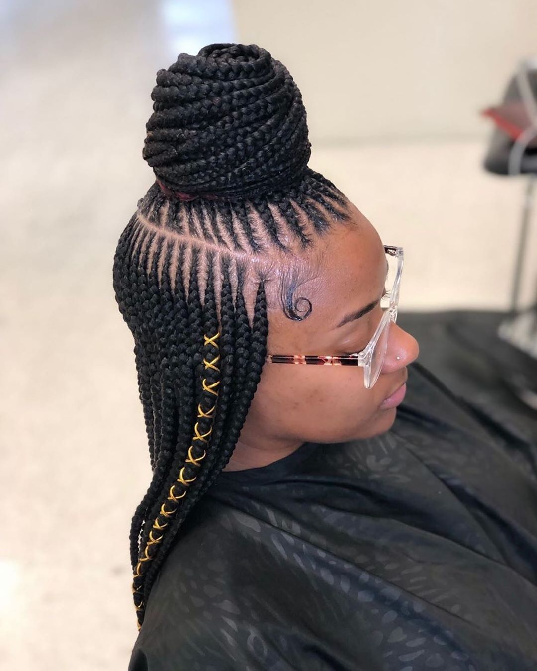 Best Hairstylists And Barbers On Instagram Follow Greenville Nc Braider Shawtstyles Haircrush Hot Hair Styles Braids For Short Hair Curly Hair Styles