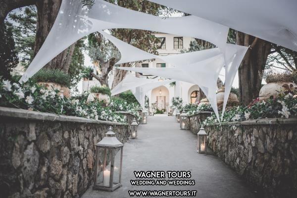 Villa Eva Ravello Wedding In Ravello On Amalfi Coast Italy With