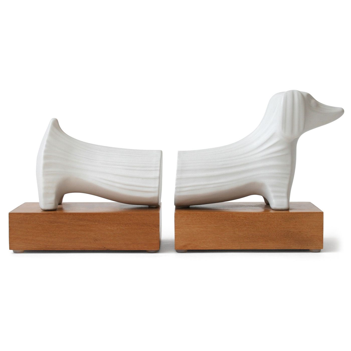 Dachshund Home Decor Dachshund Bookends I Need I Saw Them On The Mindy Project