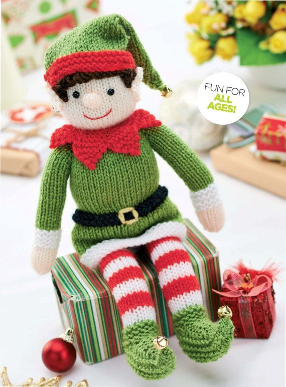 Welcome To Heritage Patterns Digital Download Of A Christmas Elf Dk