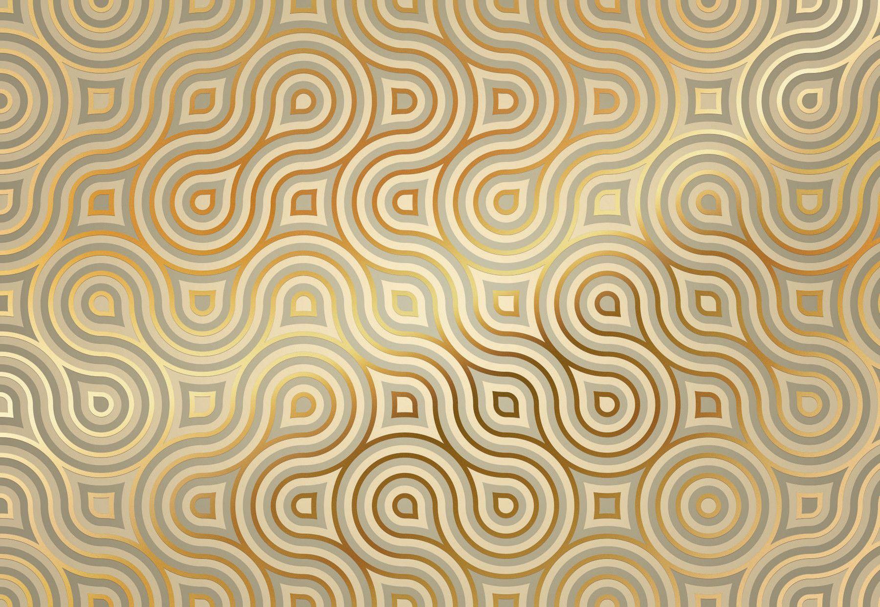 Komar Meander Wall Mural | Patterns | Pinterest | Wall murals