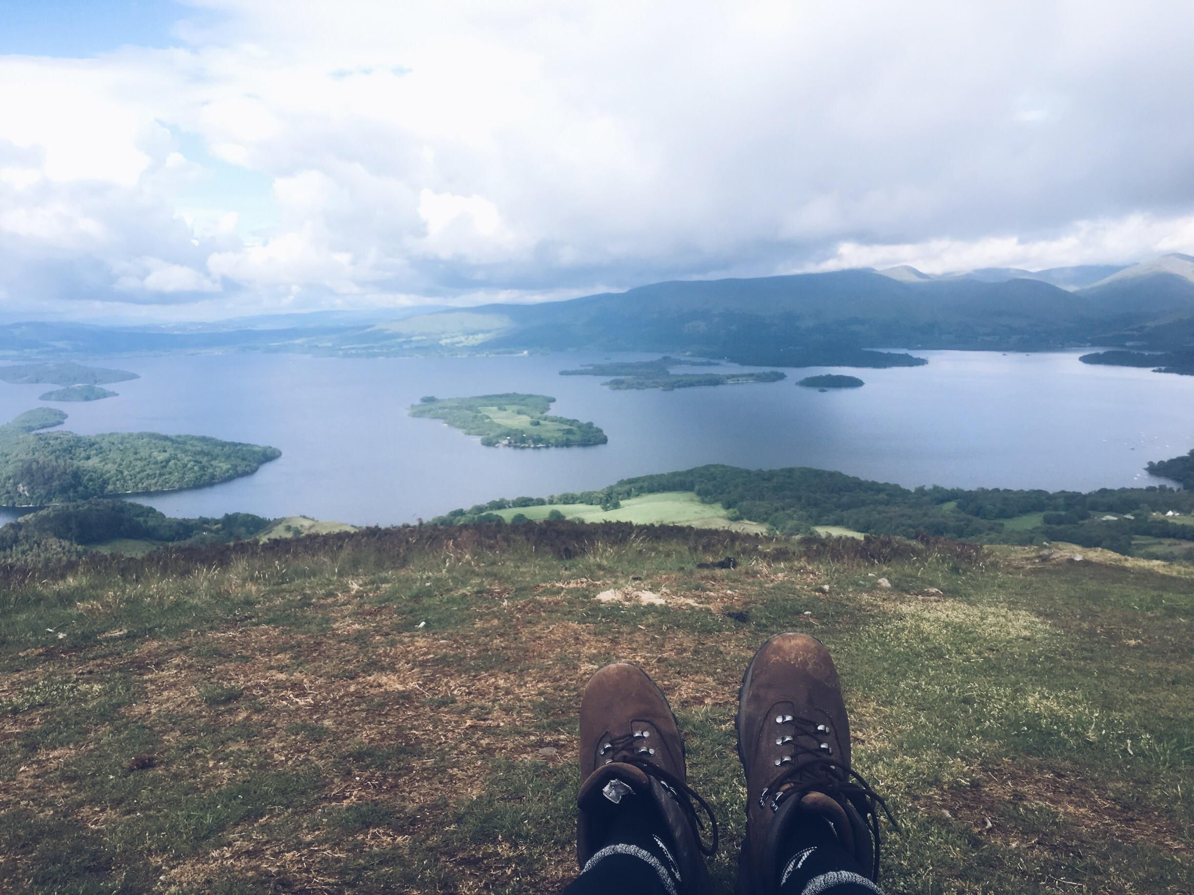 Loch Lomond Scotland #hiking #camping #outdoors #nature #travel #backpacking #adventure #marmot #outdoor #mountains #photography #lochlomond