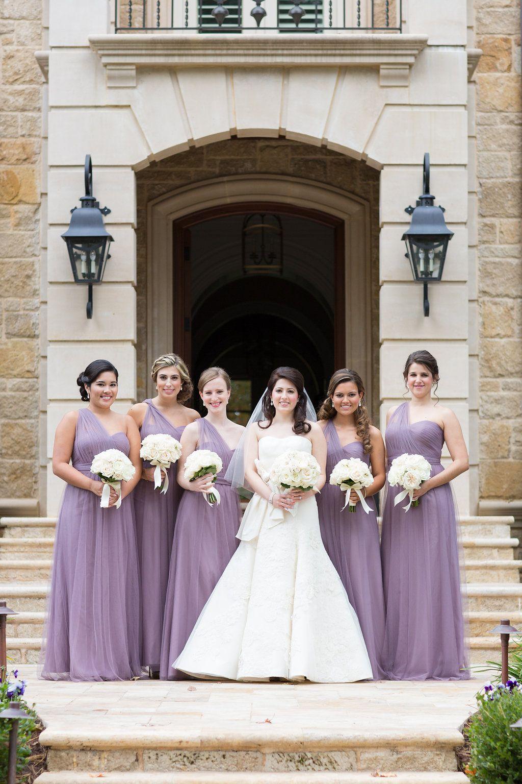 Dusty purple bridesmaid dresses one should bridesmaid gowns all dusty purple bridesmaid dresses one should bridesmaid gowns all white bouquet from romantic all lavender weddingswhite weddingswashington dc ombrellifo Choice Image