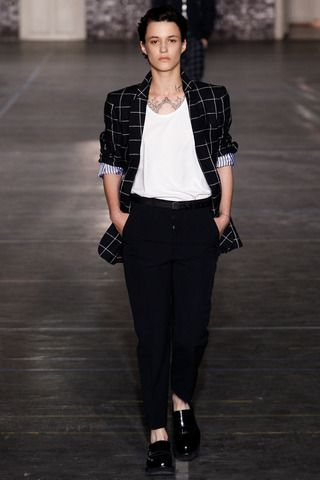 Ami Spring 2015 Menswear Collection Slideshow on Style.com