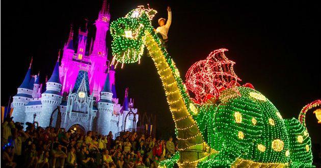 Disney dice ádios a su clásico Desfile de la Luces