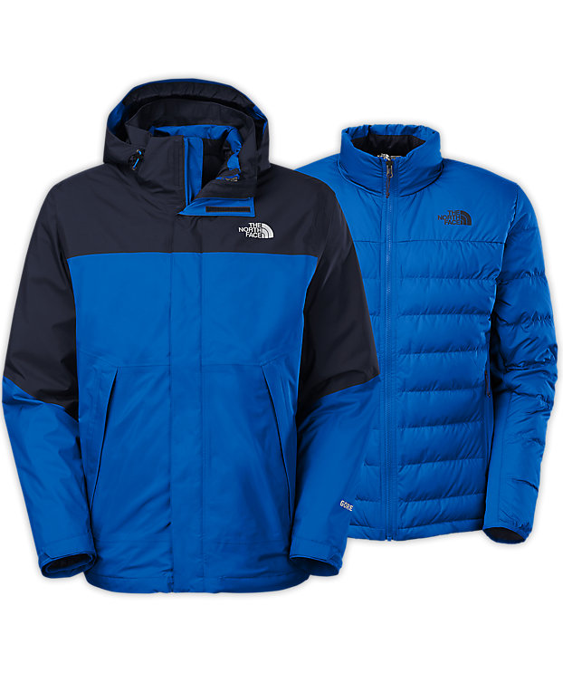 d70986deaa North Face Men s Mountain Light Triclimate Snowboard Jacket
