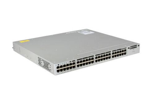 Cisco Catalyst 3850 48 Port PoE LAN Base Refurbished - Refur