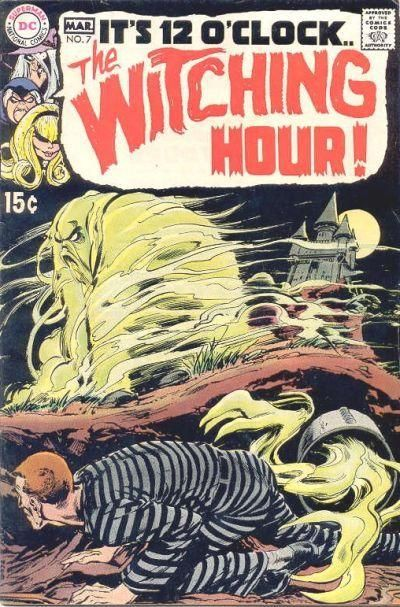 The Witching Hour #7 DC Comics March 1970 $.15