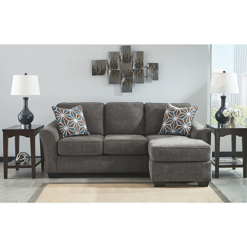 Signature Design By Ashley Brise Sofa Sleeper Sectional