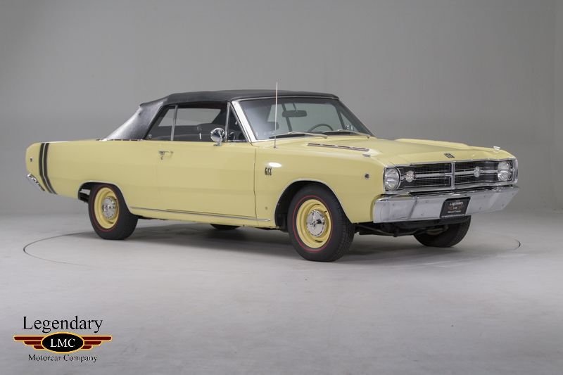 1968 Dodge Dart Gts For Sale Allcollectorcars Com 1968 Dodge