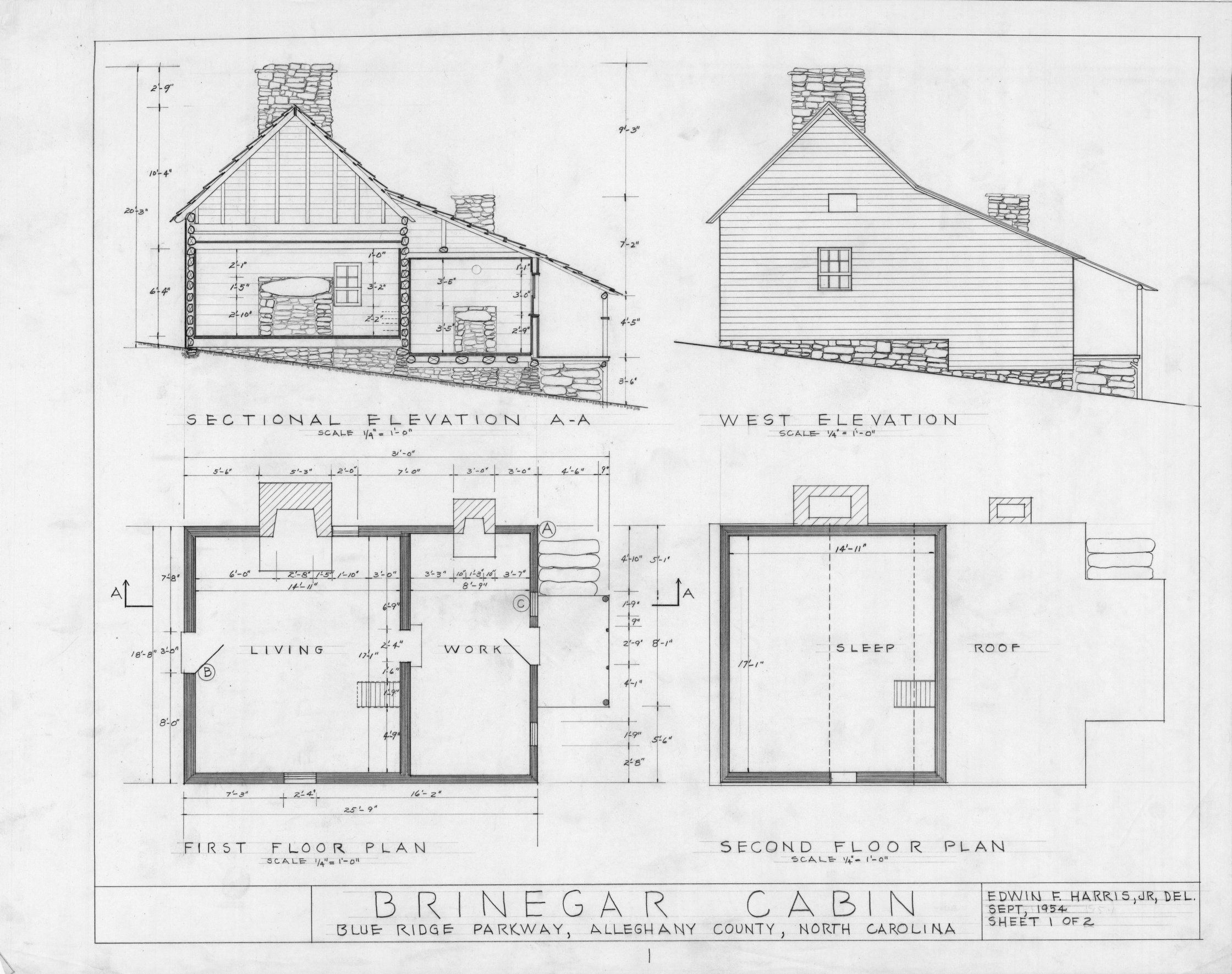 Resolver 2240 1770 cabin blueprint blueprints and for Mountain cabin floor plans