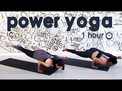57minsintermediate yoga workout for balance  youtube