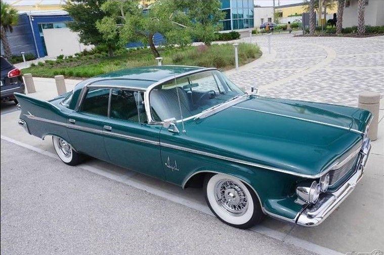 1961 Chrysler Imperial Chrysler Imperial Chrysler Cars Classic