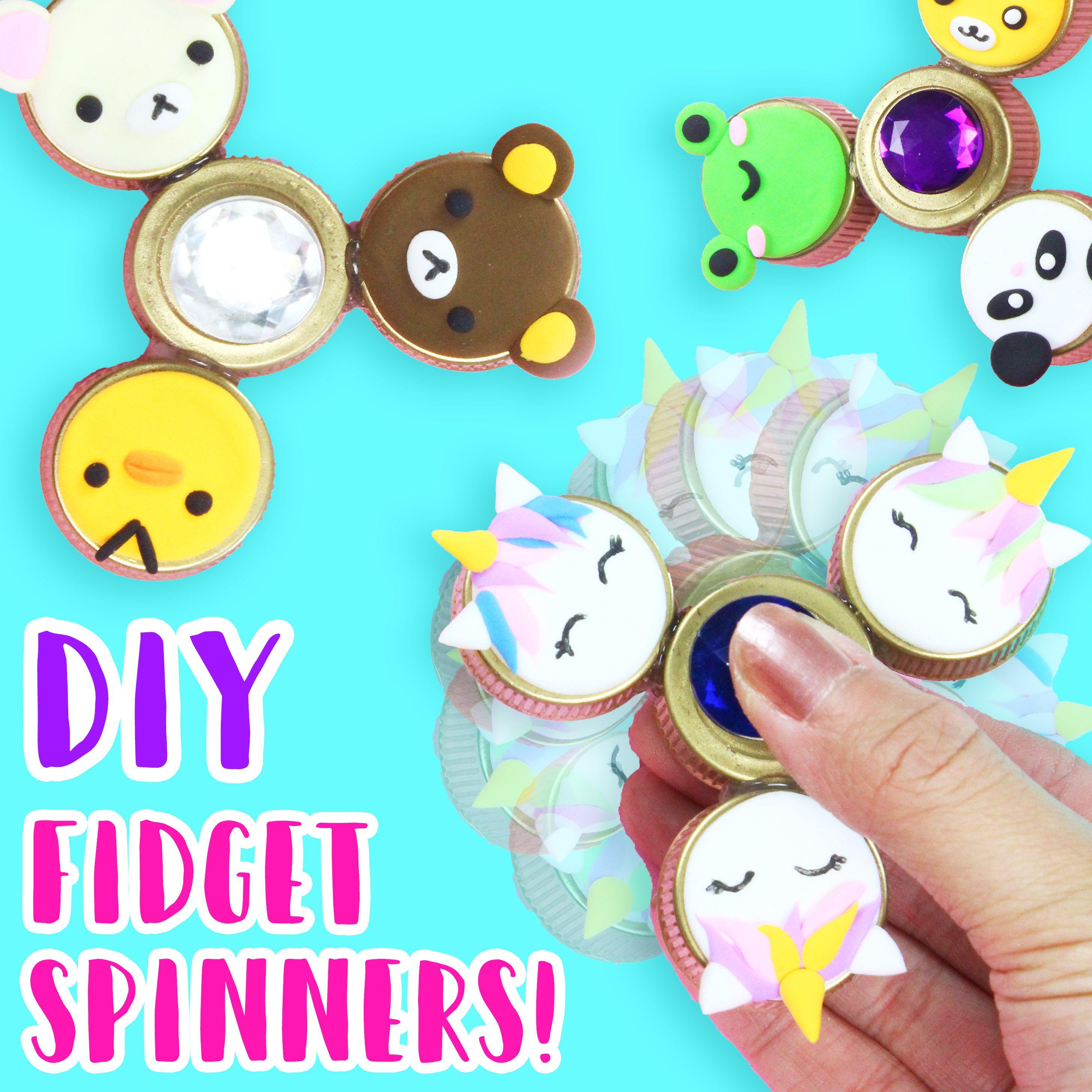 how to make diy fidget