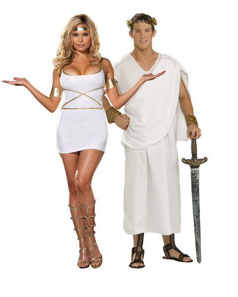Sexy Oh My Greek Goddess Adult Plus Costume