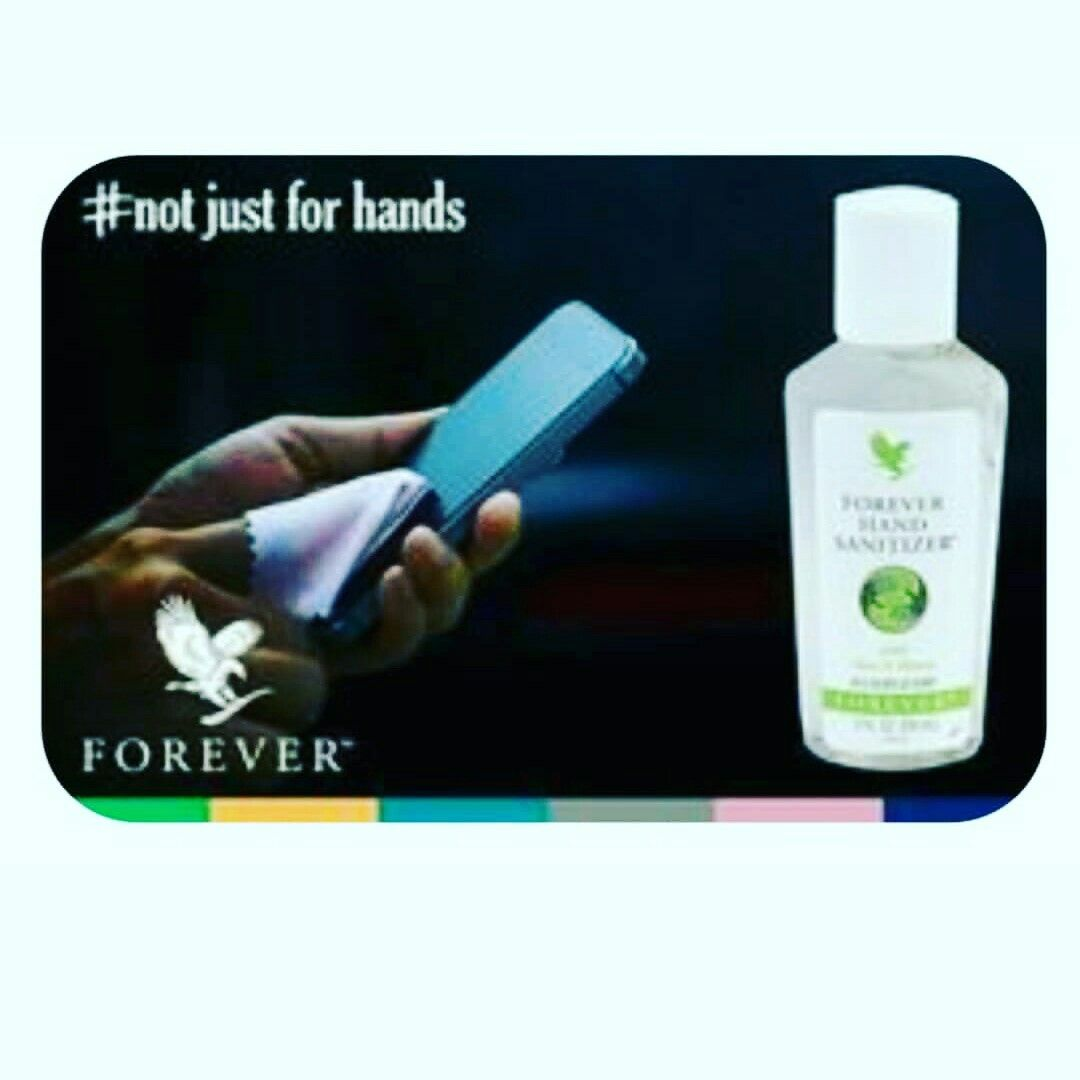 Forever Hand Sanitizer Forever Living Products Usa Canada