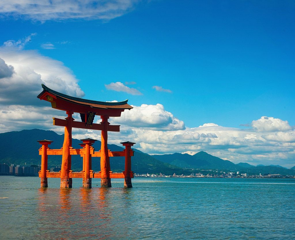 how to get from hiroshima to miyajima
