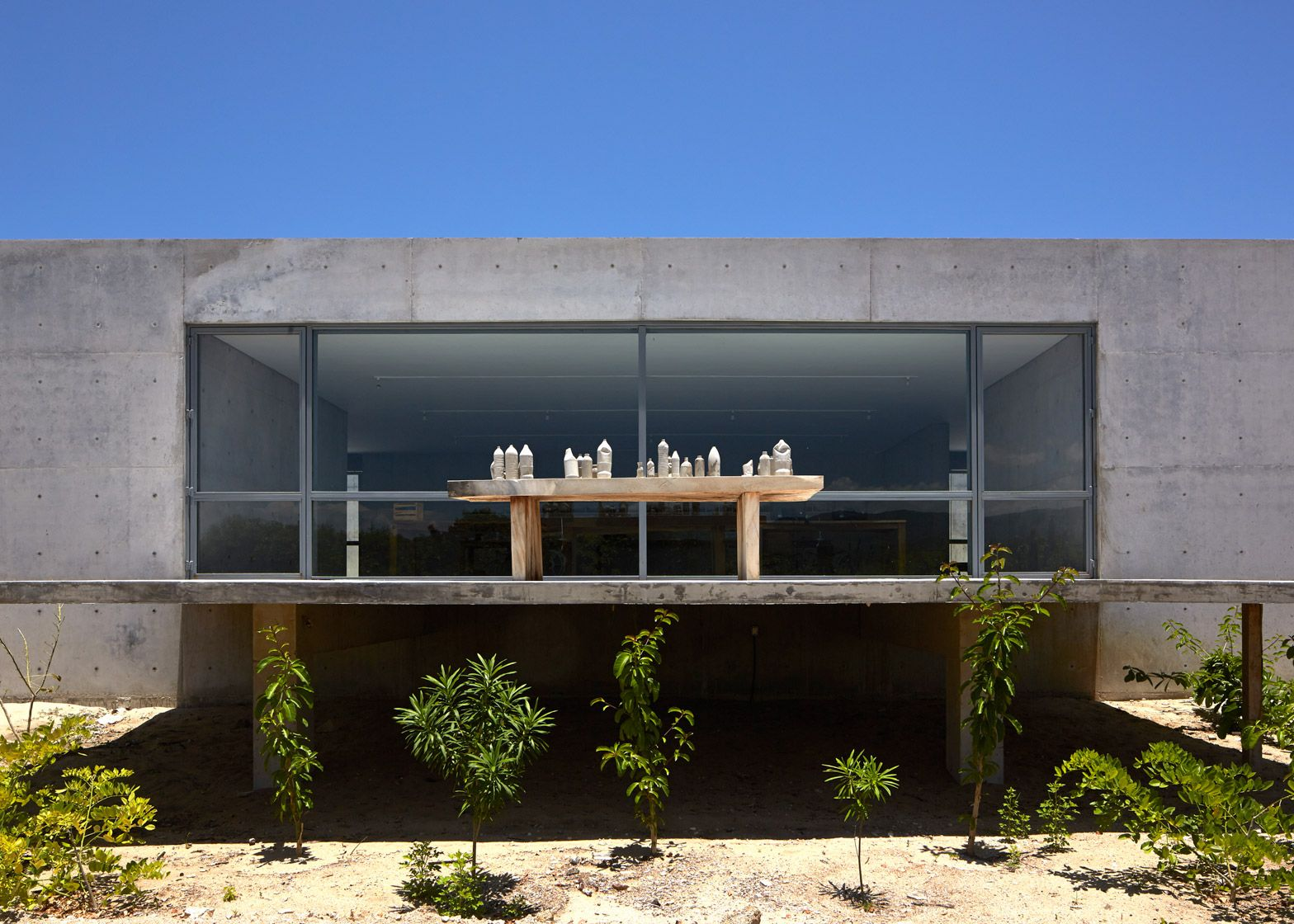 Casa Wabi, Mexico | Tadao Ando