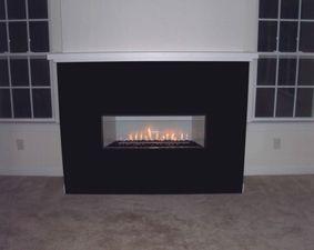 American Hearth Boulevard Linear Fireplaces Linear Fireplace