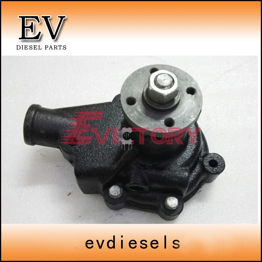 New 4dr5 6dr5 Water Pump For Mitsubishi Forlift Engine Auto