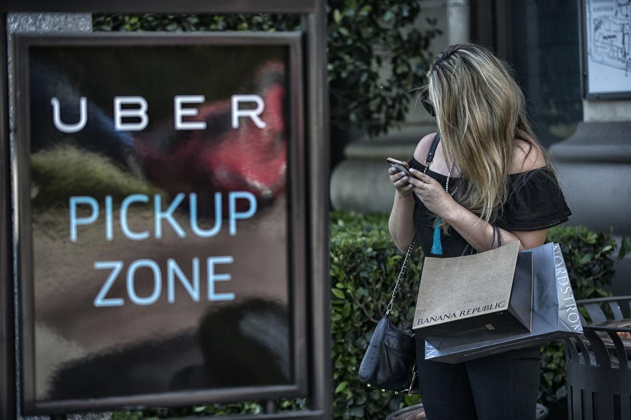 Lawsuit accuses Uber of ripping off drivers, paying them