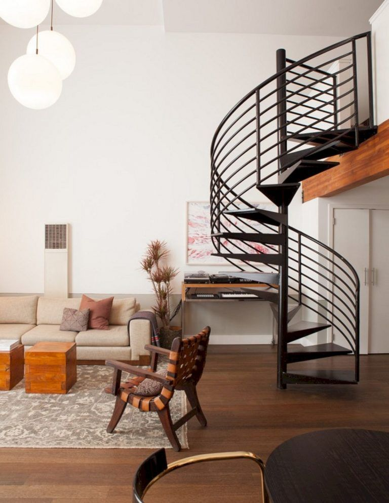 Marvelous Spiral Staircase Ideas — TERACEE