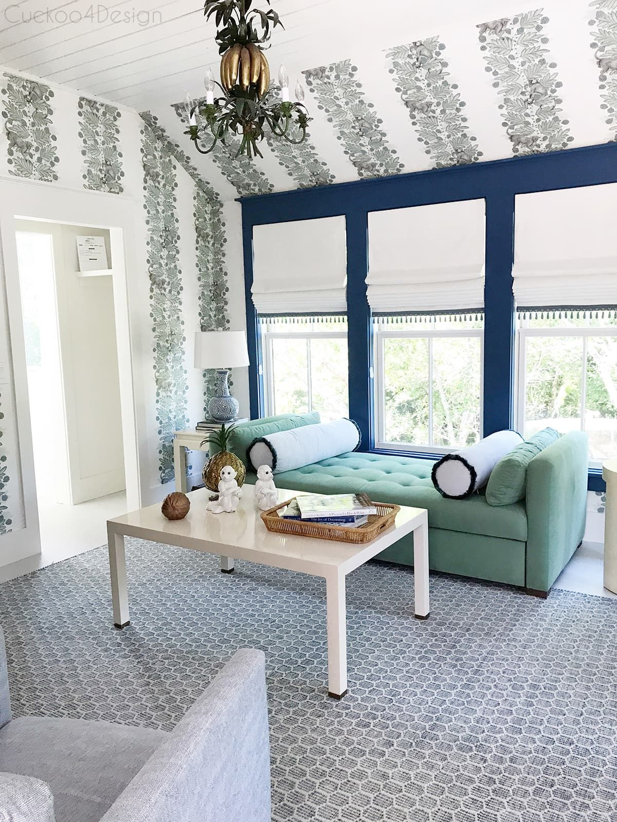 New southern Living Room Designs