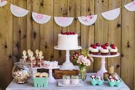Resultado de imagen para como decorar con papel una mesa dulce