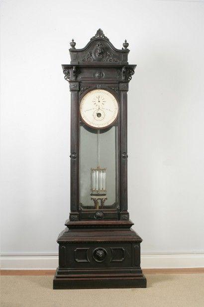 E Howard & Co No 46 Astronomical Regulator clock makes $130,000