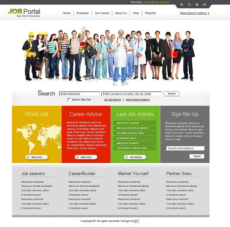 free template дизайн Pinterest - free job proposal template