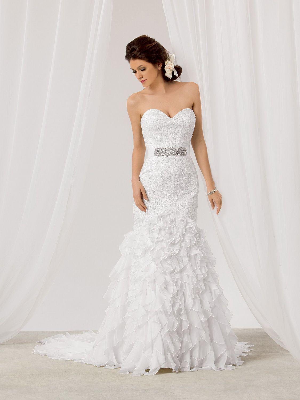 Reflections by Jordan Bridal Gown Style - M168 | Wedding Idea ...