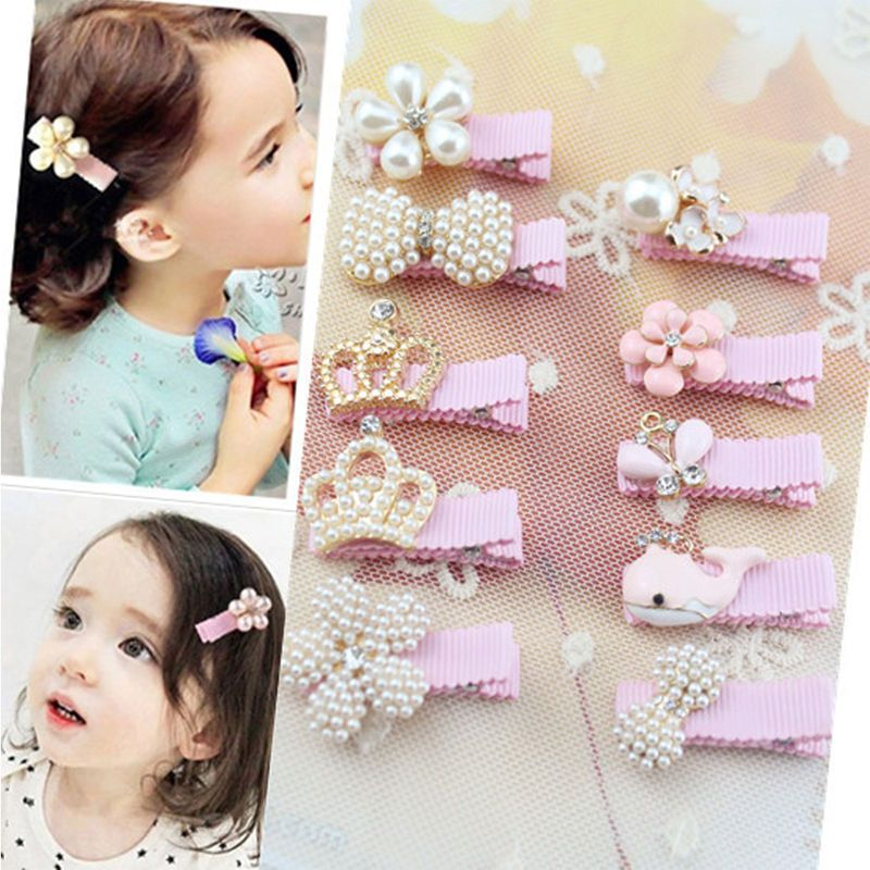 Reborn Baby Dolls Accessories Cute Flowers Hair Band For Princess Doll Supplies