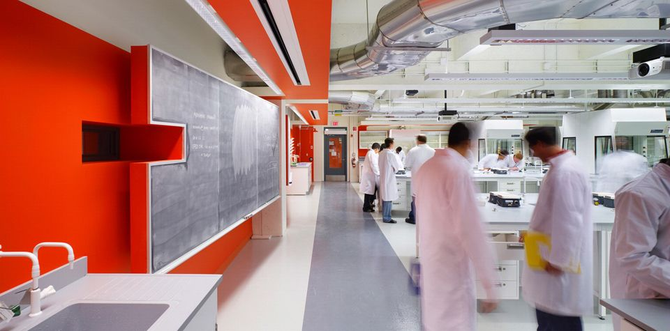 Carleton University Steacie Labs In Ottawa