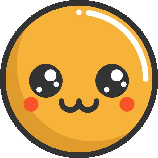 Png Kawaii Girl Drawings Cute Emoji Short Stories For Kids