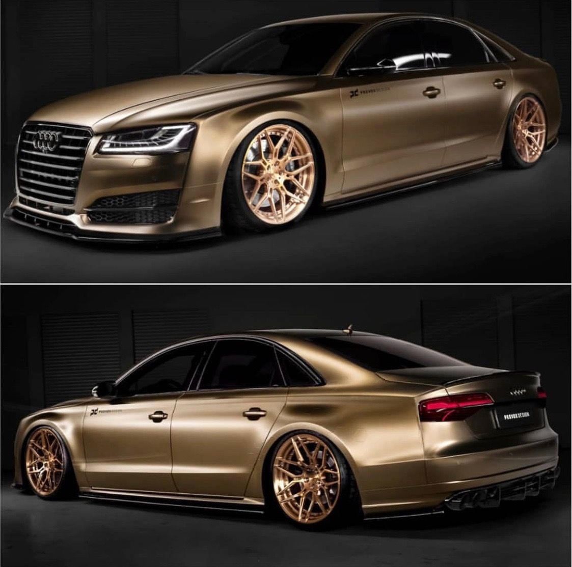 Audi S8 Goals Image By Fort Law Ventures