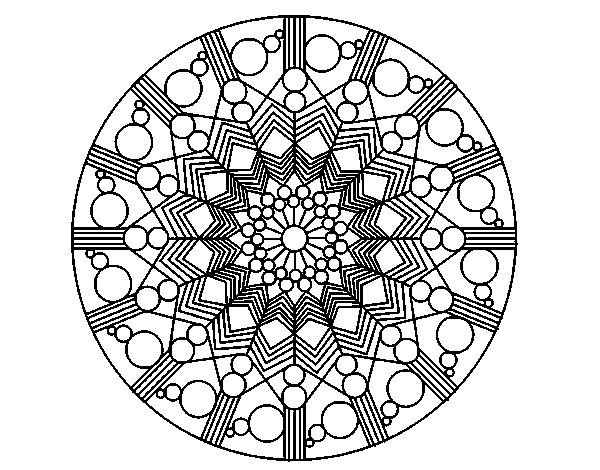 Resultado de imagen para circulo cromatico para colorear | mandalas ...