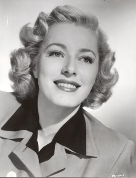 Eleanore Parker Aka Baroness Schraeder In The Early 1950s She