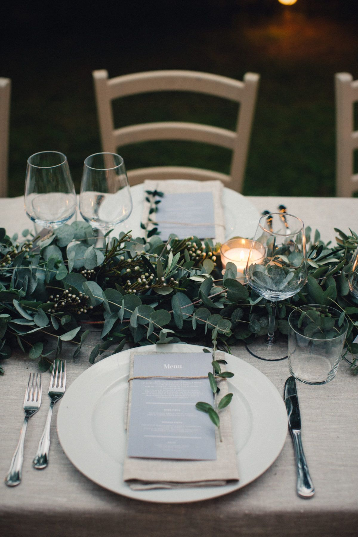 Late Autumn Destination Wedding in Italy