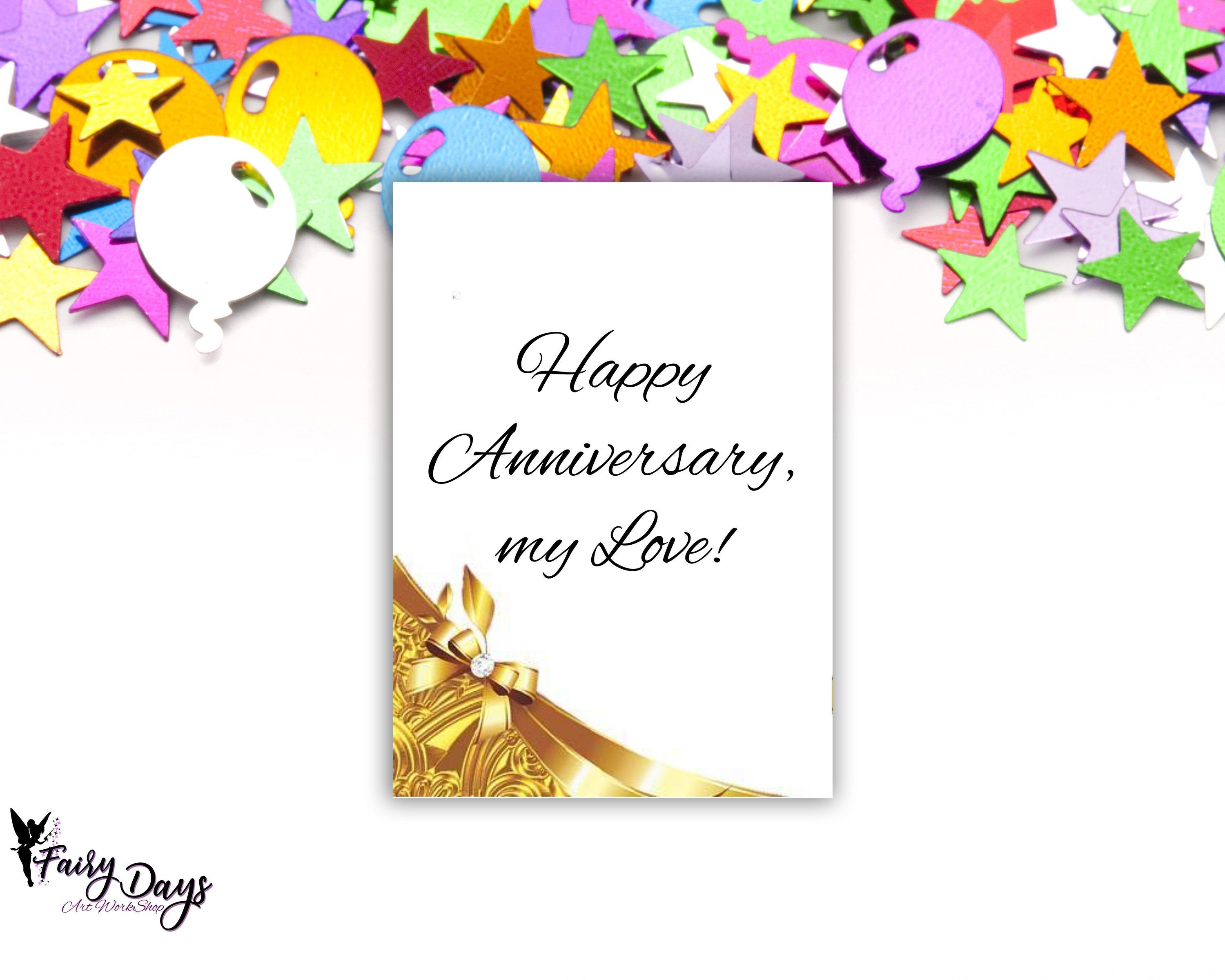 Anniversary Card Anniversary Card Templates Anniversary Card Template For Anniversary Edit Temple Anniversary Cards Print Your Own Invitations Anniversary